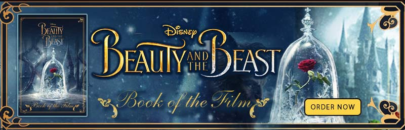 Disney Beauty and the Beast Book