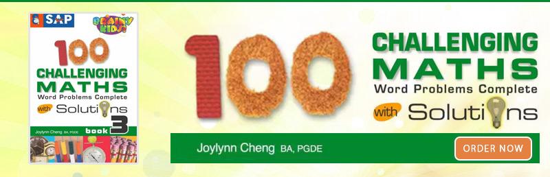 SAP 100 Challenging Maths Word Problems