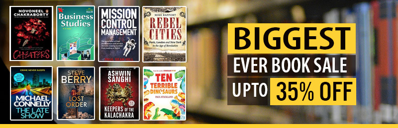 The Biggest Ever Book Sale
