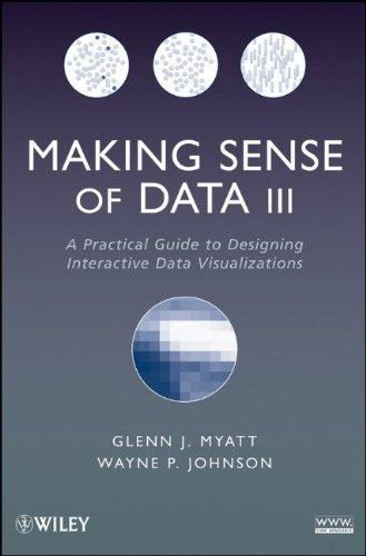 Making Sense of Data III: A PracticalGuide to Designing Interactive Data Visualizations