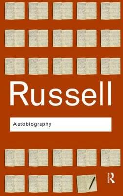 Bertrand Russell Bundle: Autobiography (Routledge Classics) [Bertrand Russell]
