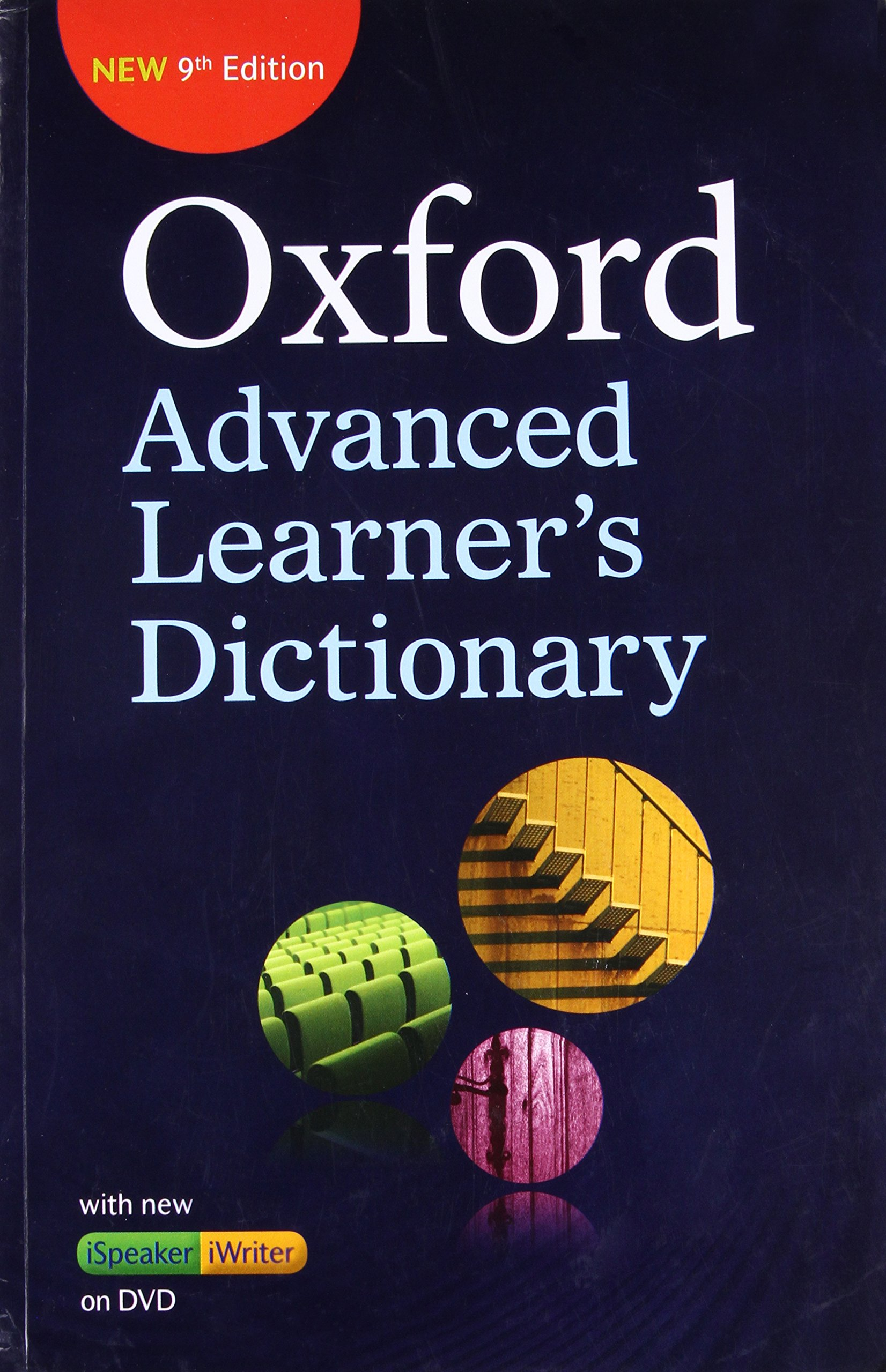 OXFORD ADVANCED LEARNERS DICTIONARY (WITH DVD)  9TH EDITION
