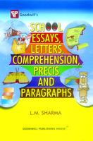 School Essays, Letters, Comprehension, Precis and Paragraphs