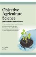 Object Agricultural Science: Ready Reference to the Students,Teachers and Researchers