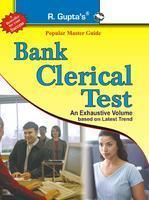 Popular Master Guide: Bank Clerical Test