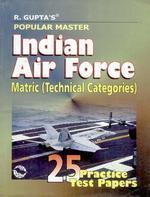 Air Force(Tech) 25 Practice Papers