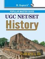 Popular Master Guide U.G.C. NET/SLET History (Paper II & III)