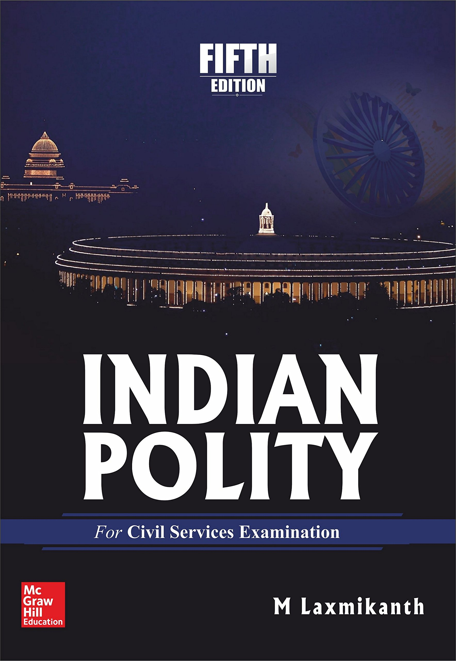 Indian Polity 5/ed