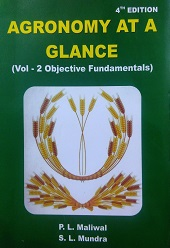 Agronomy at a Glance Vol 2: Objective Fundamentals 4th edn (PB)