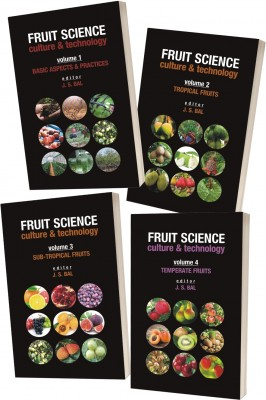 Fruit Science Culture and Technology: Set of 4 Vols.  (Set Price)