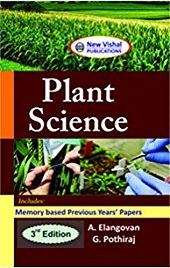 Plant Science: Includes Memory Based Previous Years Papers (PB)