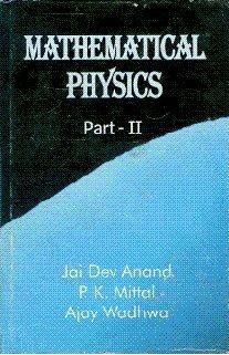 Mathematical Physics: Pt. 2