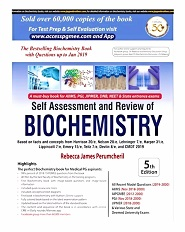 Self Assessment and Review of Biochemistry