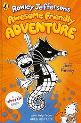 Rowley Jefferson's Awesome Friendly Adventure - A Wimpy Kid Story