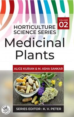 Medicinal Plants: Vol.02. Horticulture Science Series