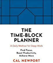 The Time-Block Planner