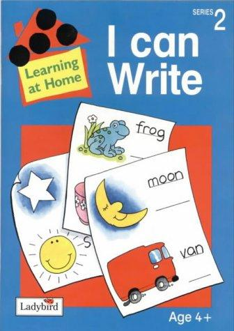 I Can Write Pb (Learning at Home)