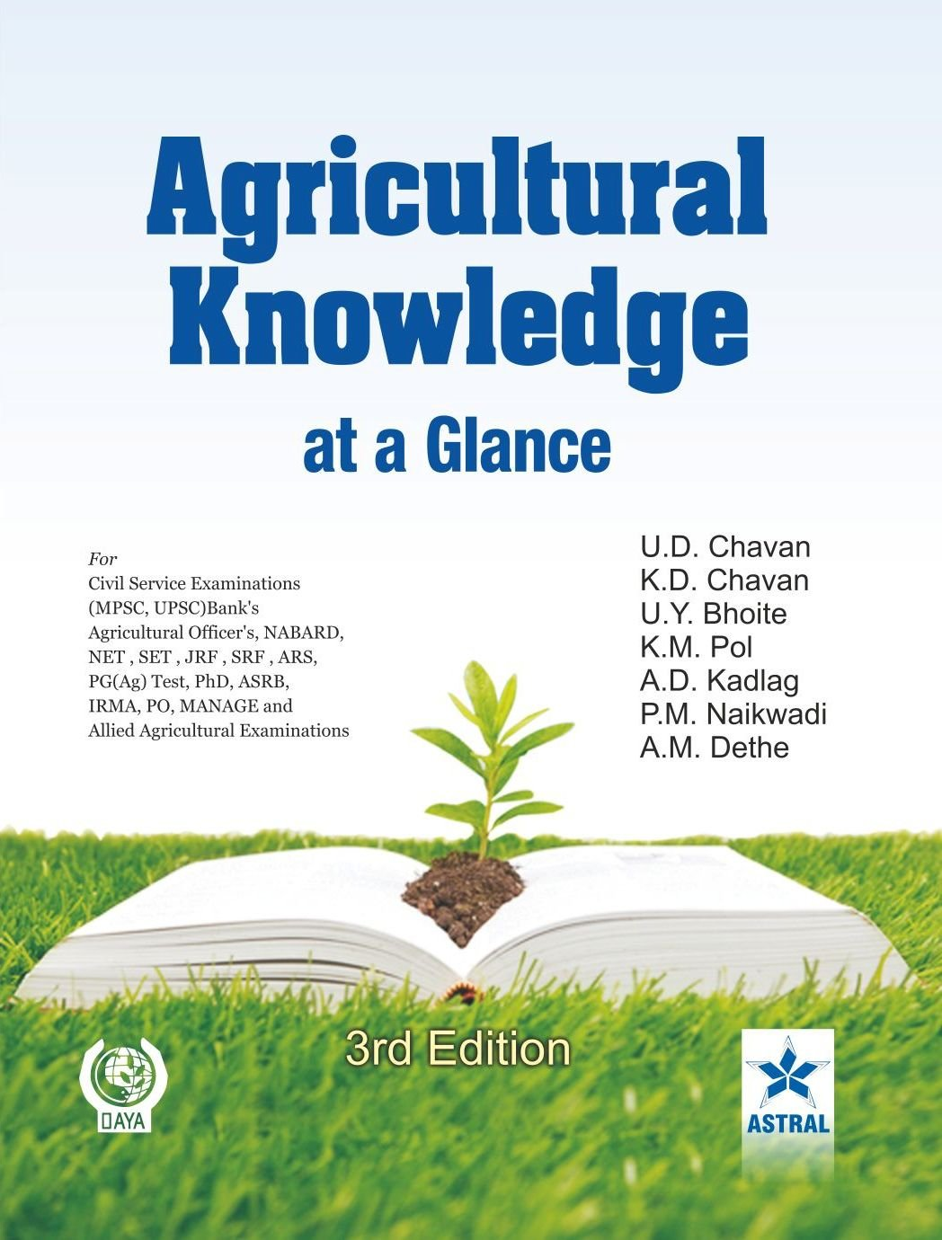 Agricultural Knowledge at a Glance