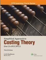 Simplified Approach to Costing Theory For CA - IPCC/PCC