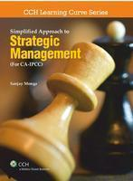 Simplified Approach to Strategic Management For CA - IPCC/PCC