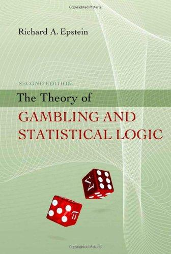 Theory Of Gambling And Statistical Logic, 2nd Edition