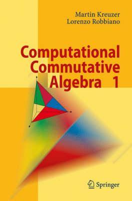 Computational Commutative Algebra 1 (Pt. 1)
