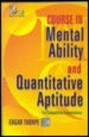 Course in Mental Ability and Quantitative Aptitude for Competitive Examinations