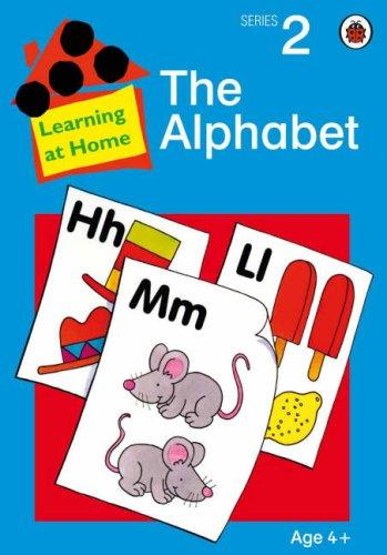 Alphabet Pb (Learning at Home)