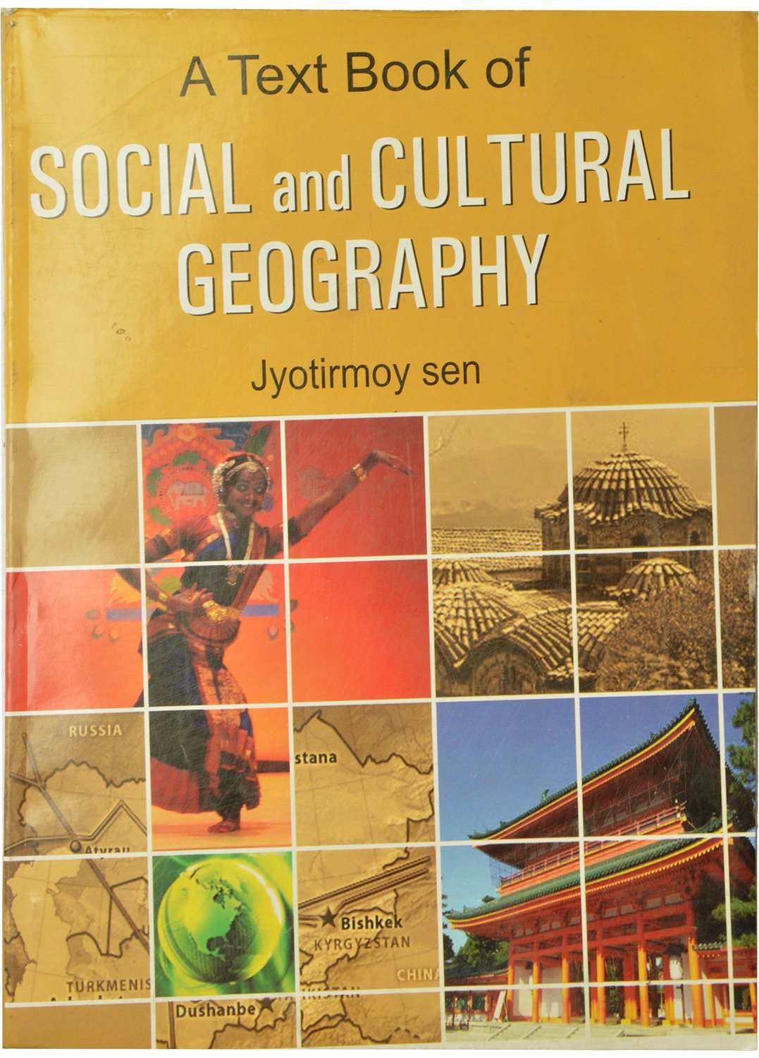 TEXTBOOK OF SOCIAL AND CULTURAL GEOGRAPHY