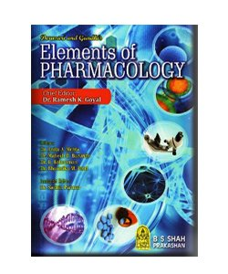 Derasari and Gandhi's Elements of Pharmacology