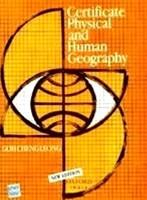Certificate Physical and Human Geography 1st Edition