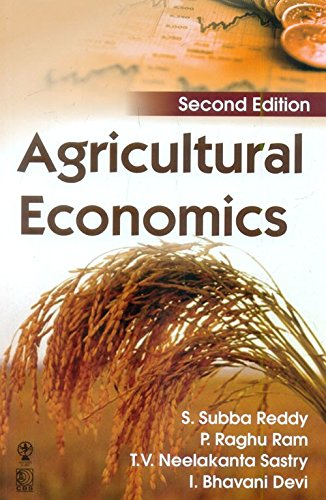 Agricultural Economics (Latest Edition)