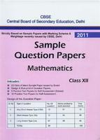 Sample Papers Maths 2011 Class 12