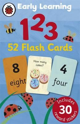 Early Learning 123 (Flashcards)
