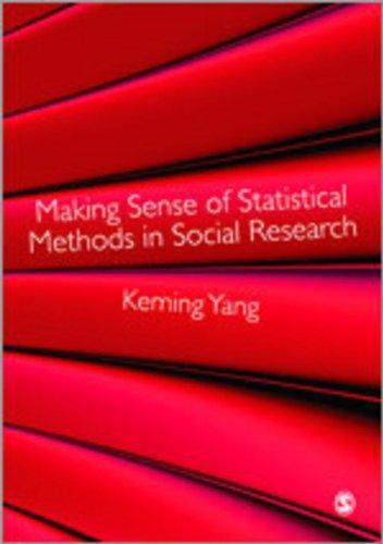Making Sense of Statistical Methods in Social Research