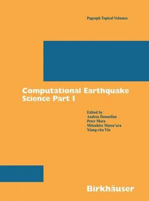 Computational Earthquake Science, Part 1