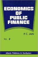 Economics of Public Finance ( Vol. 2 )